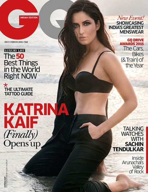 GQ India - December 2015