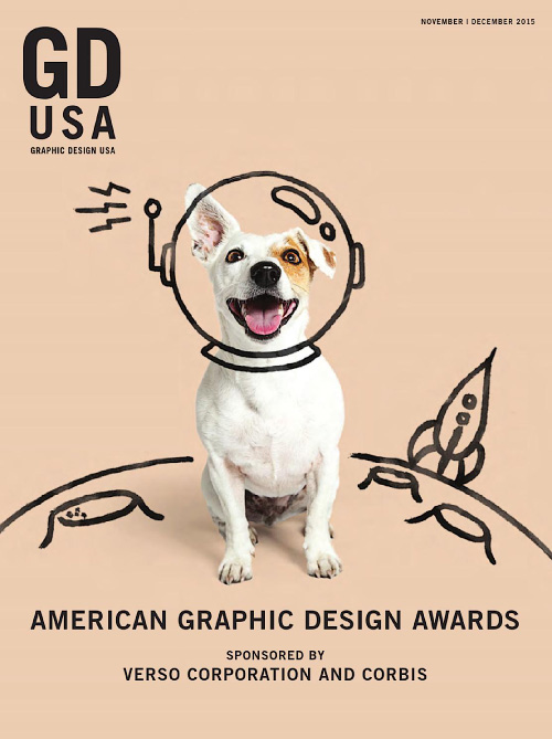 Graphic Design USA - November/December 2015