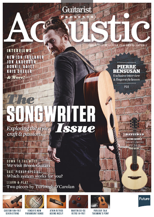 Guitarist Presents: Acoustic - Winter 2015