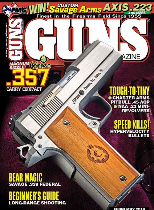 guns magazine february 2016 free pdf magazines for