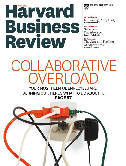 Harvard Business Review - January/February 2017 » Free Pdf