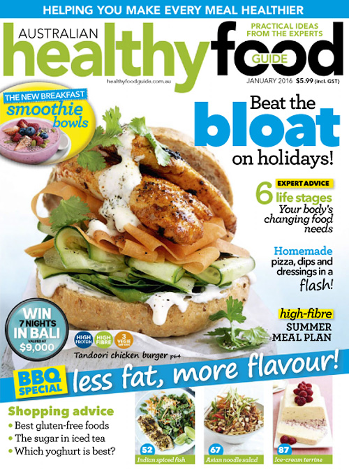 Healthy Food Guide - January 2016