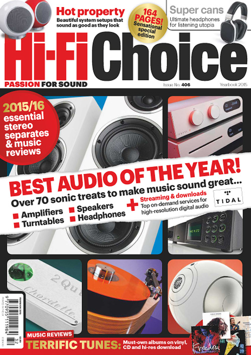 Hi-Fi Choice - Yearbook 2015