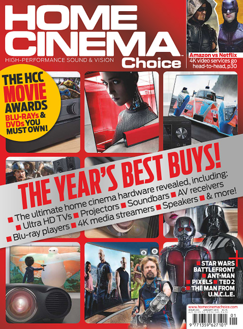 Home Cinema Choice - January 2016