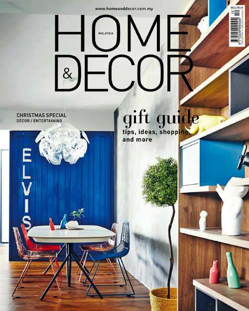 Elle decor india january 2016 free pdf magazines for for Art decoration pdf
