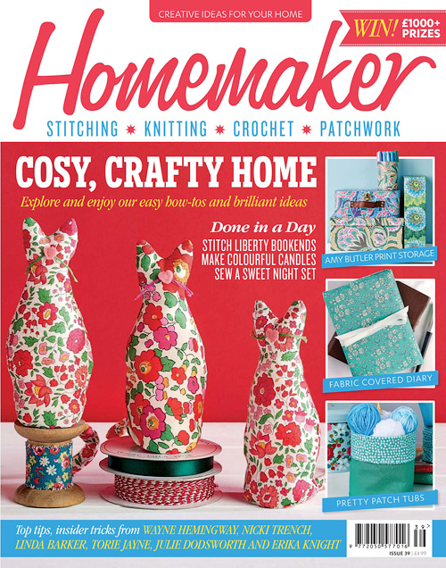 Homemaker - Issue 39, 2016