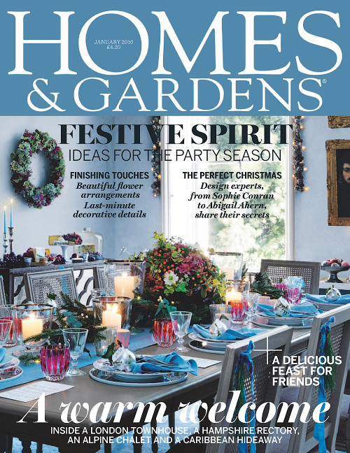 Better Homes And Gardens Usa - April 2016 » Free Pdf Magazines For
