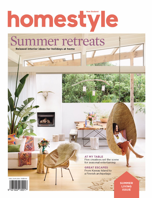Homestyle - December 2015/January 2016