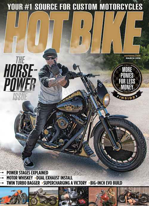 Hot Bike - March 2016