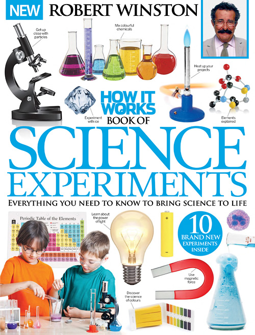 How It Works - Book of Science Experiements Vol.2, 2016