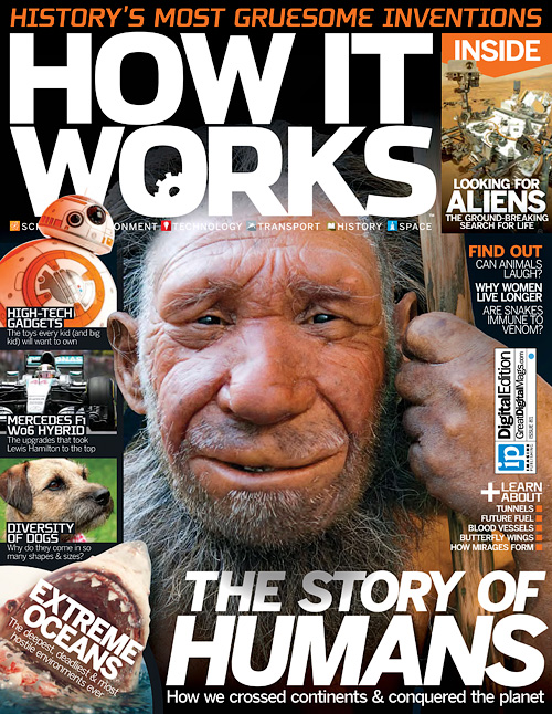 How It Works - Issue 81, 2016