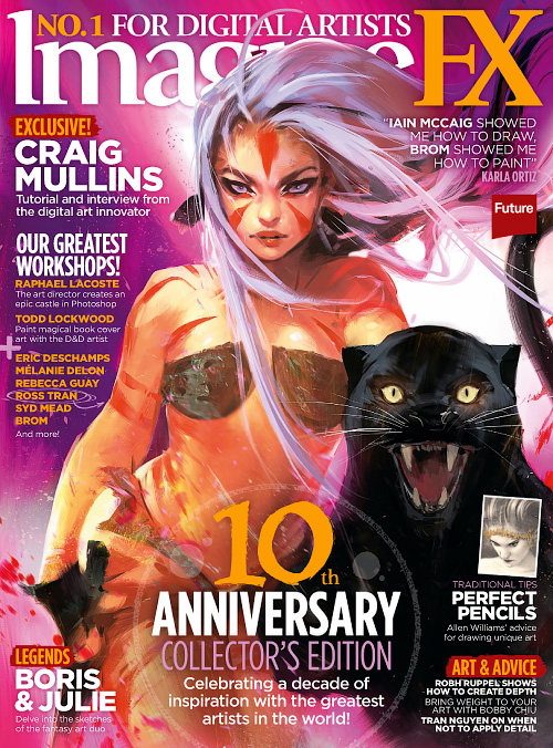 ImagineFX - January 2016
