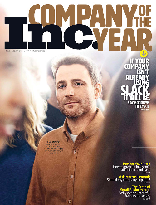 Inc. USA - December 2015/January 2016