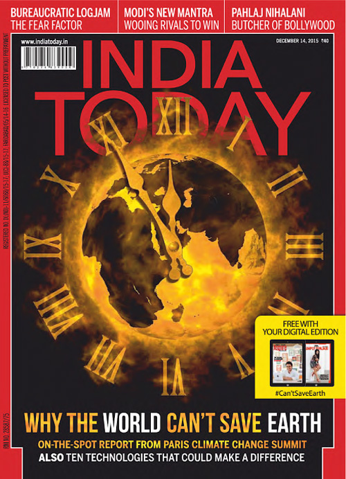 India Today - 14 December 2015