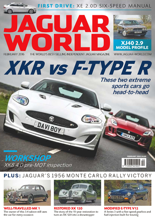 Jaguar World - February 2016