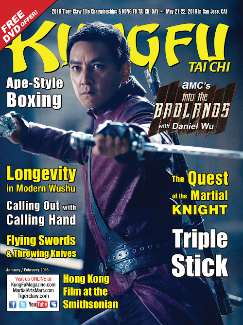 Kung Fu Tai Chi - January/February 2016