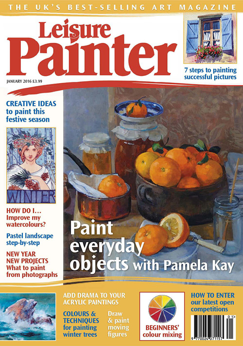 Leisure Painter - January 2016
