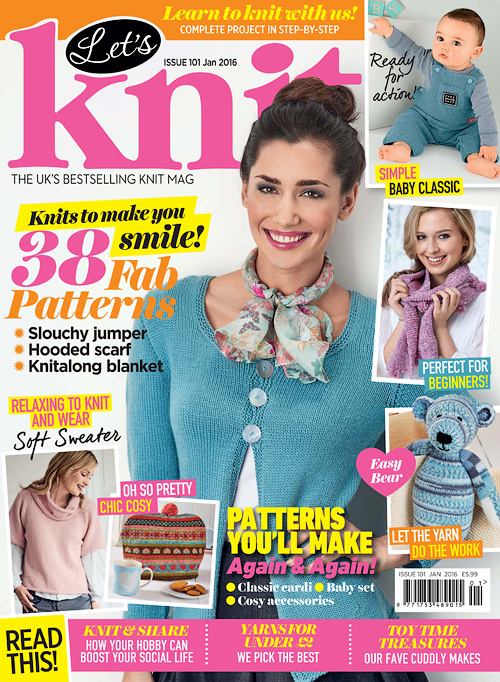 Let's Knit - January 2016