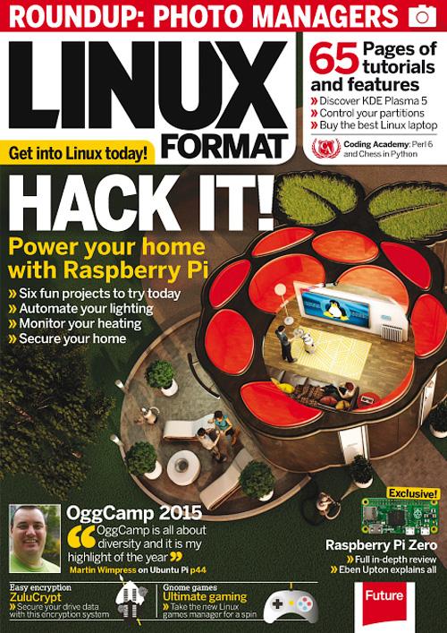 Linux format uk april 2016 187 free pdf magazines for ipad iphone