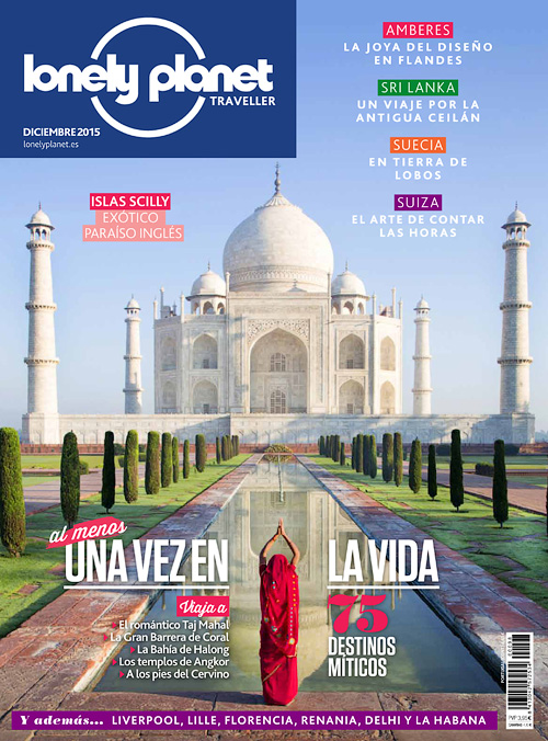 Lonely Planet Spain - Diciembre 2015
