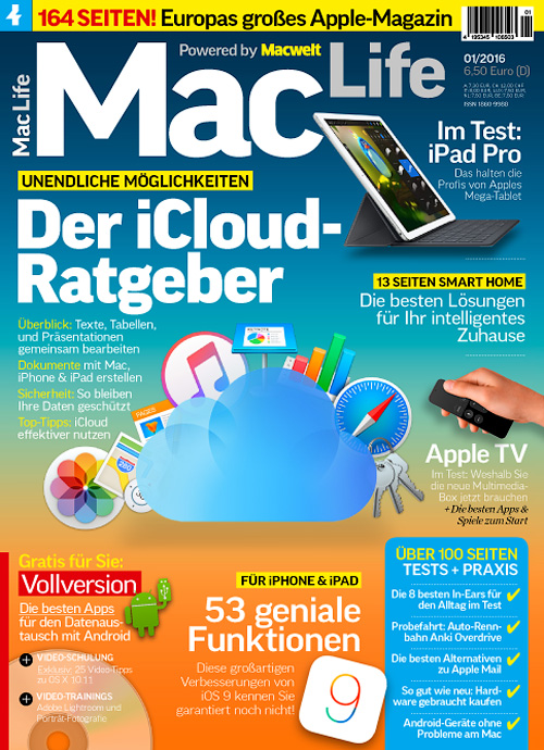 Mac Life Magazin - Nr.1, 2016