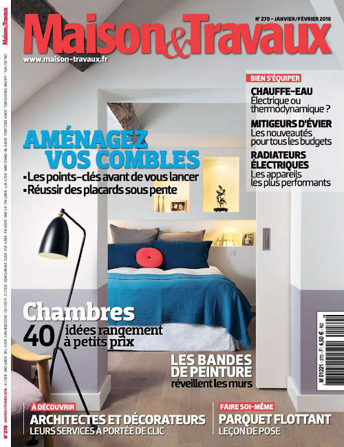 Decoration janvier Magazine deco maison