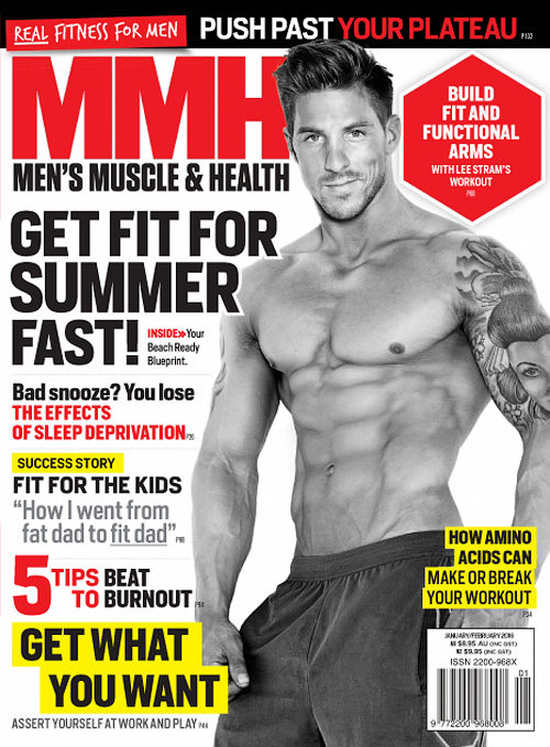 Men's Muscle & Health - January/February 2016