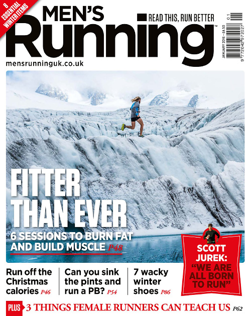 Men's Running UK - January 2016