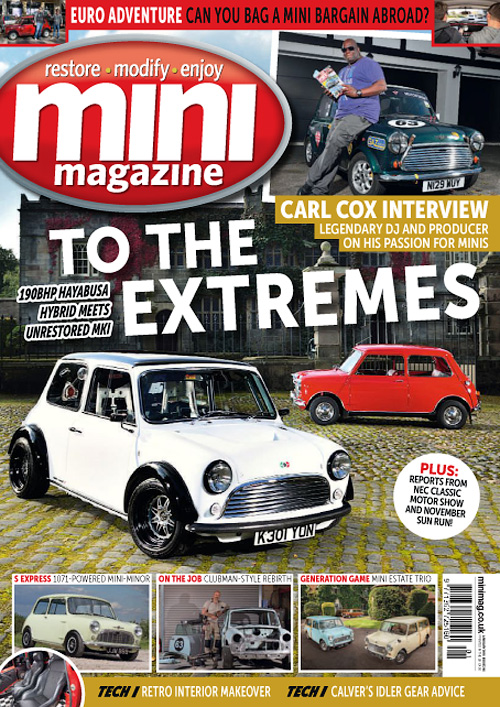 Mini Magazine - January 2016