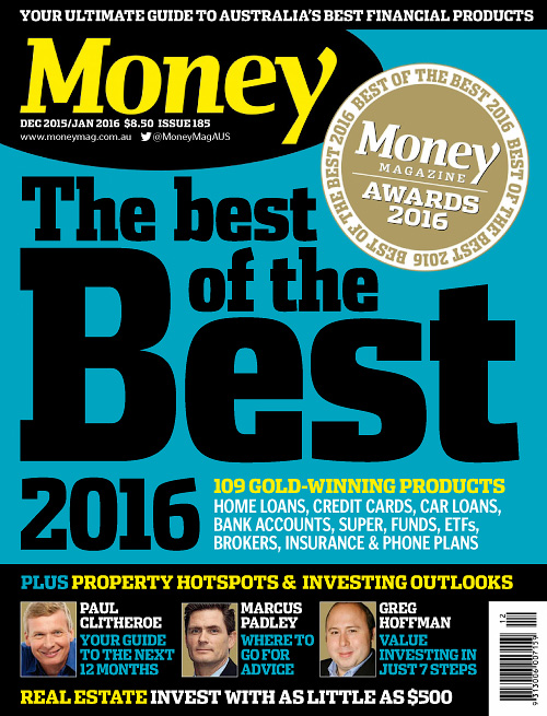 Money Australia - December 2015/January 2016