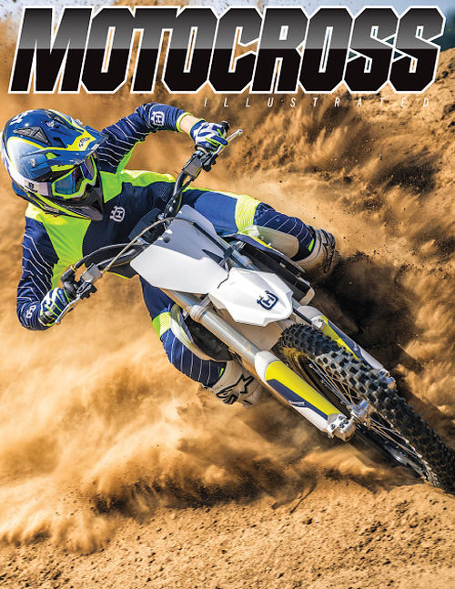 Motocross Illustrated - December 2015