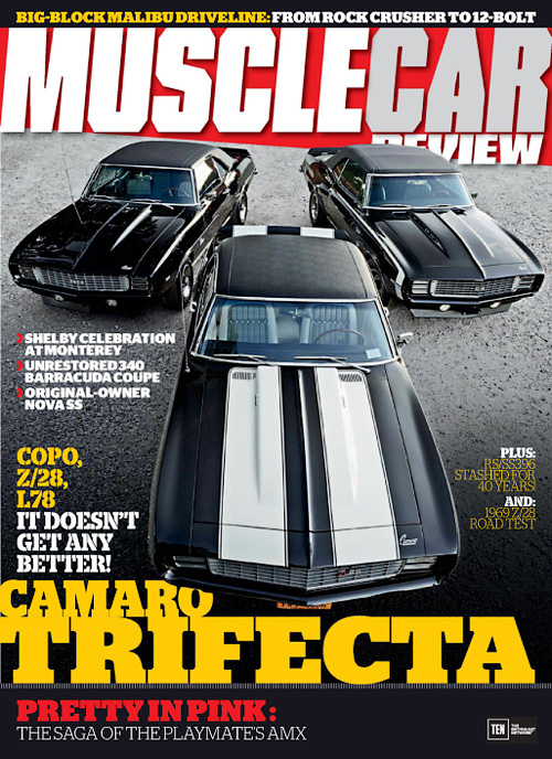 Muscle Car Review - January 2016
