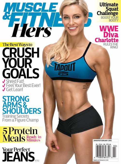 Muscle & Fitness Hers - January/February 2016