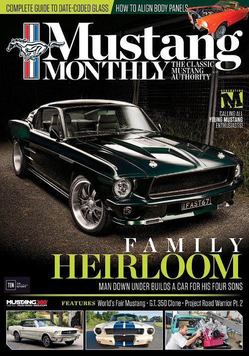 Mustang Monthly - January 2016