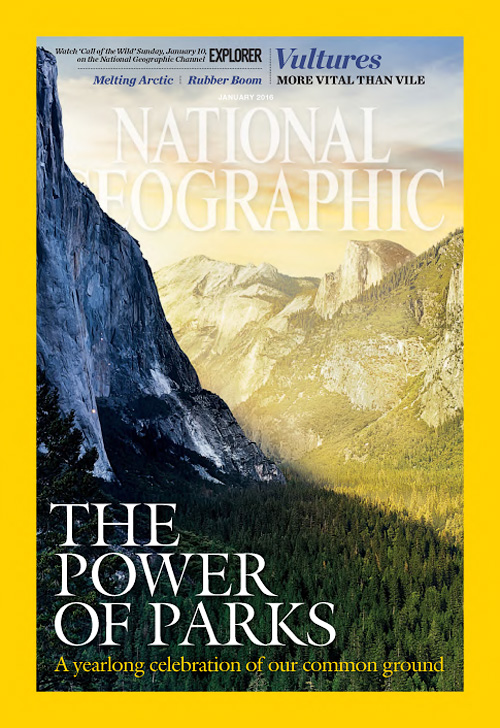 National Geographic USA - January 2016