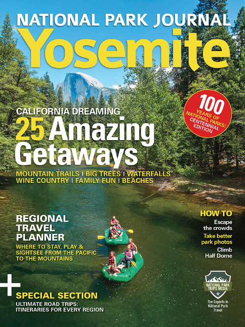 National Park Trips - Yosemite Journal 2016