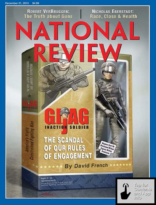 National Review - 21 December 2015