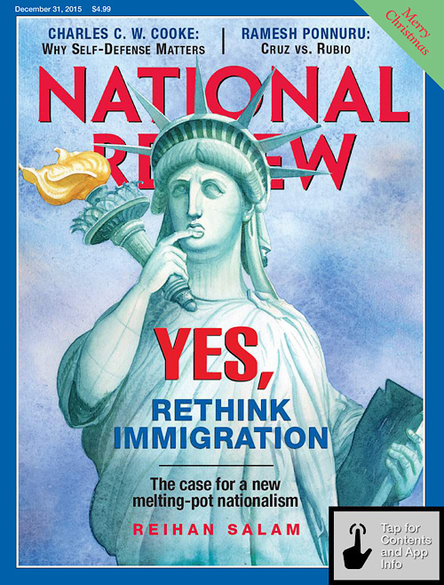 National Review - 31 December 2015
