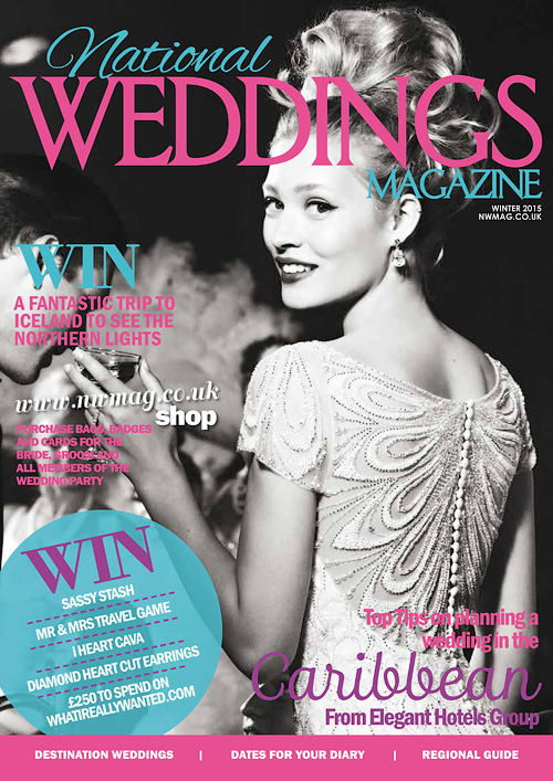 National Weddings - Winter 2015