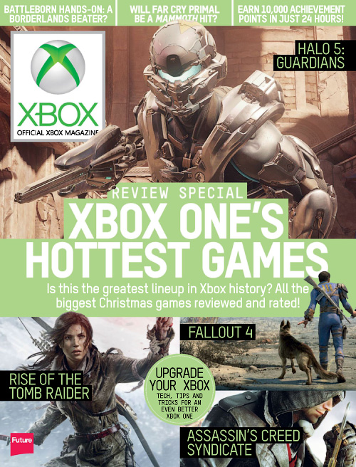 Official Xbox Magazine - January 2016