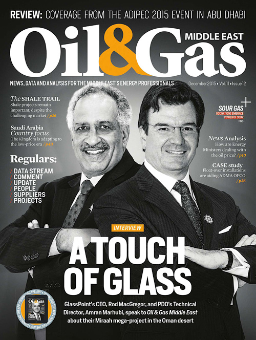 Oil & Gas Middle East - December 2015