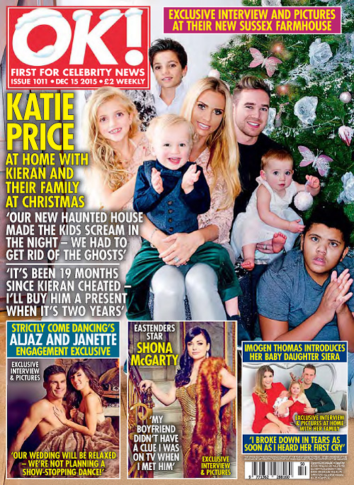 OK! First for Celebrity News - 15 December 2015