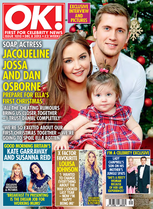 OK! First for Celebrity News - 8 December 2015