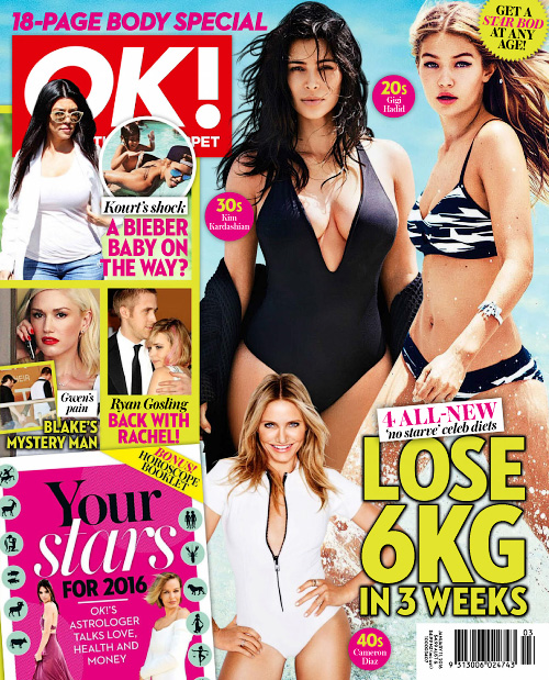 OK! Magazine Australia - 11 January 2016