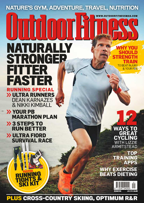 Outdoor Fitness - January 2016