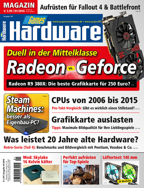 PC Games Hardware - Januar 2016
