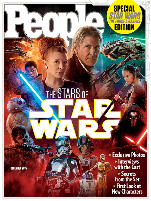 People USA - Star Wars Edition 2015