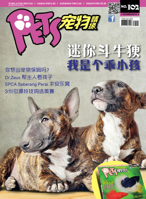 Pets - Issue 102, 2015