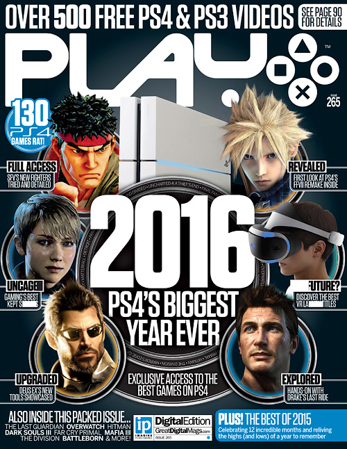 Play UK - Issue 265, 2016