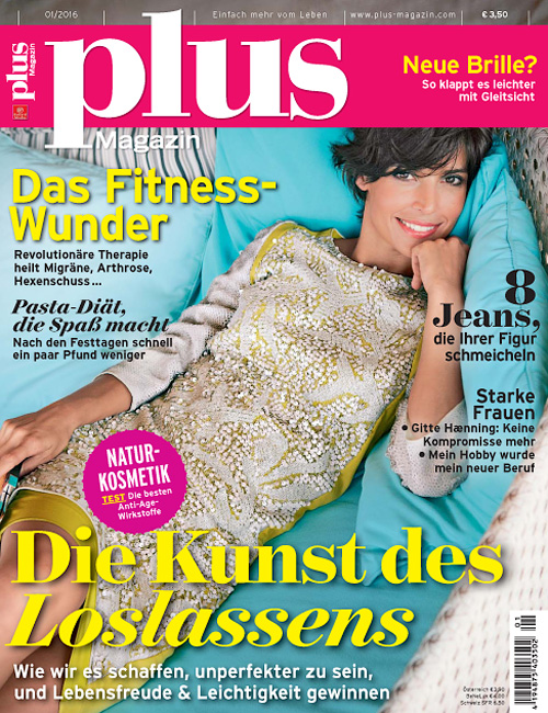 Plus Magazin - Januar 2016